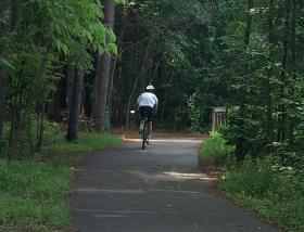 One of our area's Greenways!