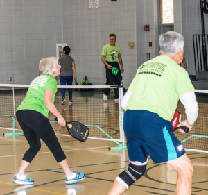 Pickleball in WF